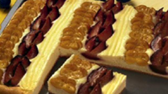 Pflaumen-Mirabellen-Kuchen