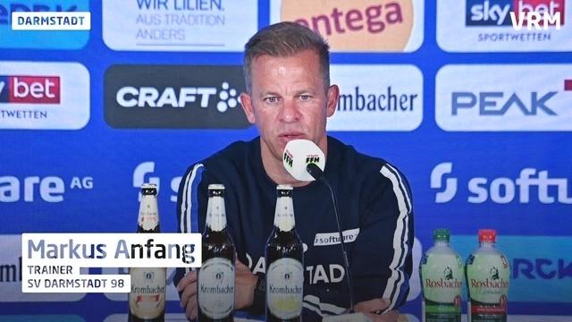 SV Darmstadt 98: Heimspiel mit Zuschauern