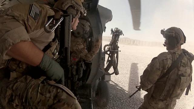 Rettung aus der Hölle: Kriegsvisionen