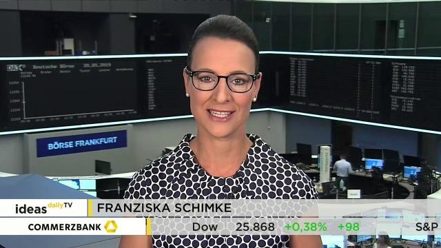 DAX: Grüne Vorzeichen zu Wochenbeginn