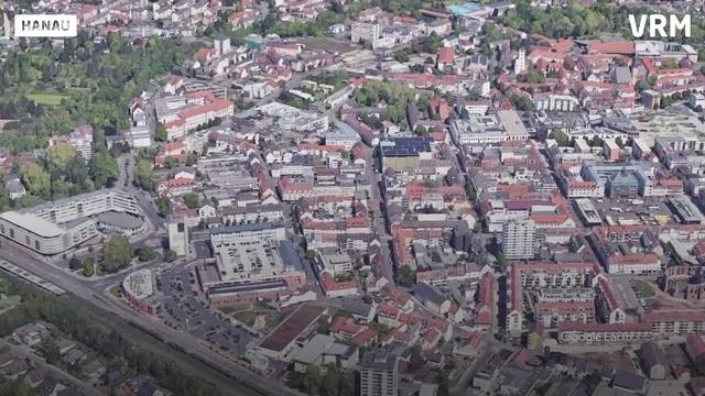 Gewalttaten im hessischen Hanau