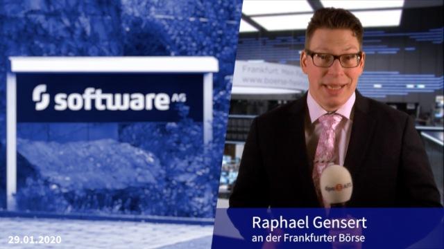Großbaustellen bei der Software AG belasten Bilanz und Aktienkurs