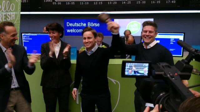 Analyser to go: Votum für Hellofresh gesenkt