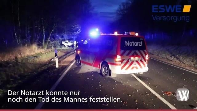 Idstein: Tödlicher Unfall auf der B417