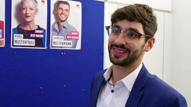 SPD-Politiker mit Tourette-Syndrom