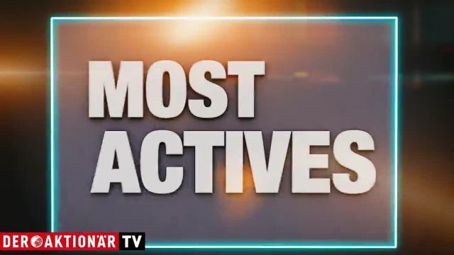 Most Actives: Abstufung, winziger Gewinn und schwache Zahlen