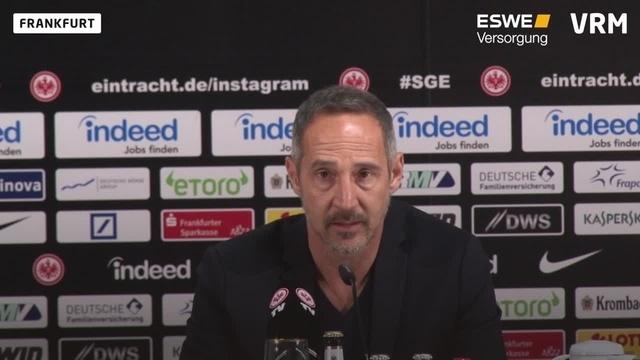 Eintracht tritt bei Schalke 04 an