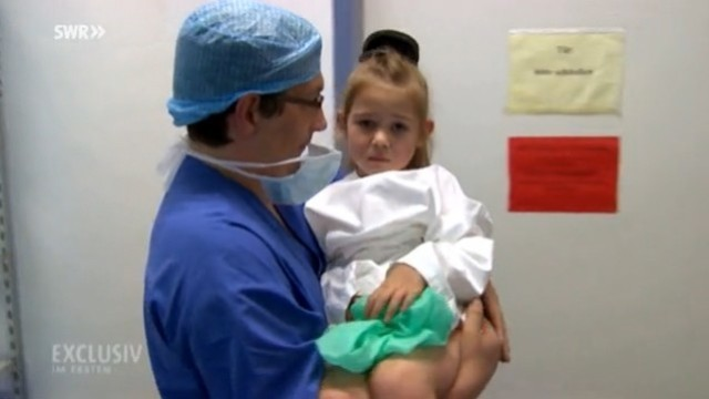Eine Operation für Karina