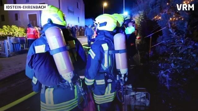 Wohnungsbrand in Idstein