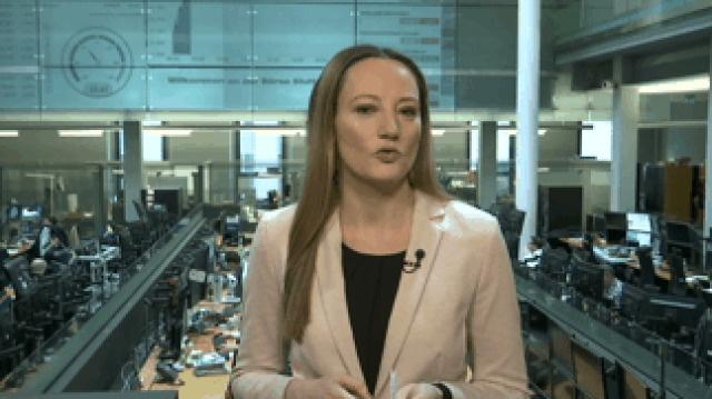 DAX legt weiter zu - Grundsatzeinigung im US-Haushaltsstreit