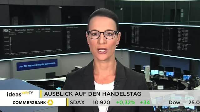DAX: Ausweitung des Handelsstreits belastet!