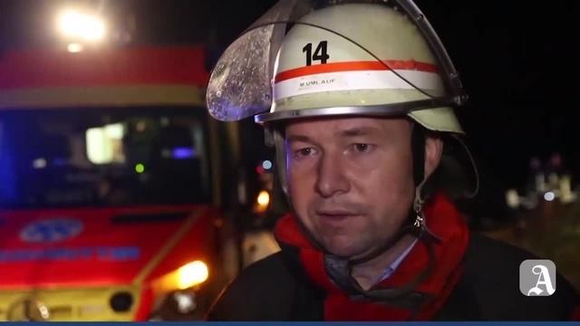 Bingen: Feuerwehr rettet Wanderer aus Kreuzbachklamm