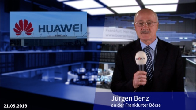 Gnadenfrist für Huawei lässt Börsen aufatmen