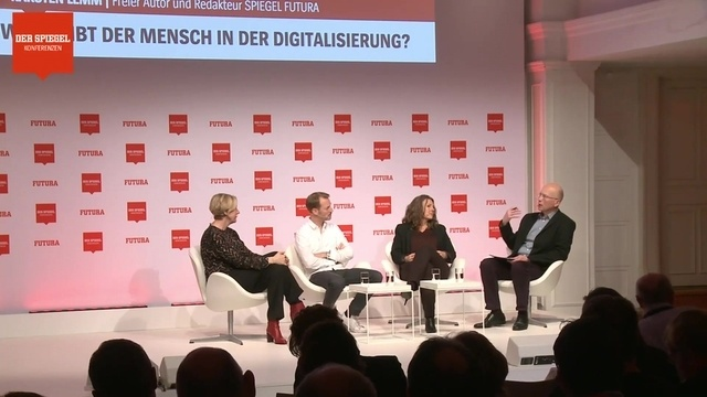 FUTURA 2018: Wo bleibt der Mensch in der Digitalisierung?