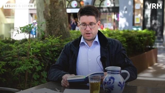 Lesung & Lunch mit Olaf Streubig