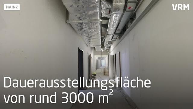 Neubau des RGZM in Mainz nimmt Gestalt an
