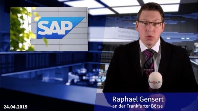 SAP mit Verlust im ersten Quartal, Dax dürfte im Minus starten