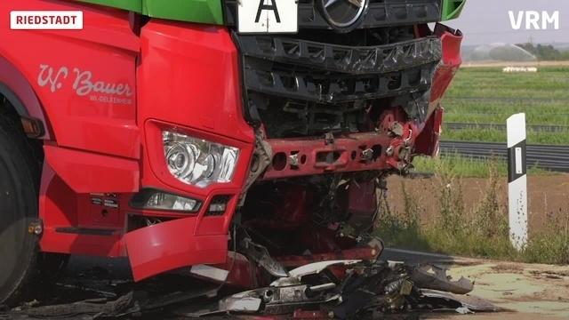 Tödlicher Unfall bei Riedstadt