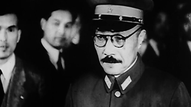 Tojo Hideki - Japans Minister des Schreckens