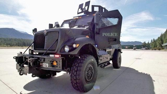 Militarisierung der US-Polizei