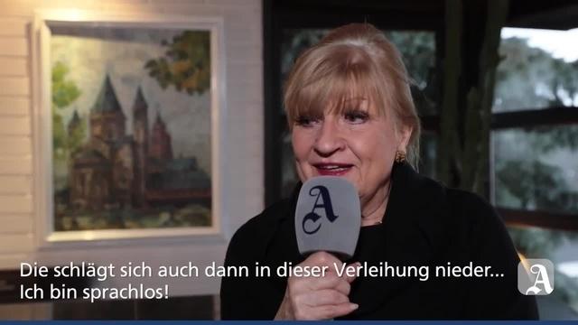 Mainz: Margit Sponheimer zu ihrer künftigen Ehrenbürgerschaft
