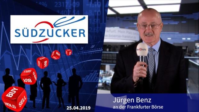 Analyser to go: Süßes für Südzucker - Aktie zum Kauf empfohlen