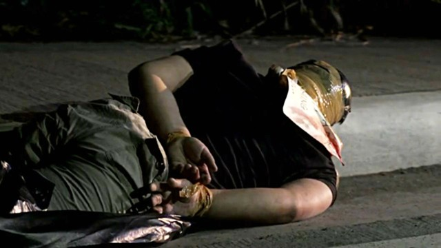 Menschenjagd in Manila