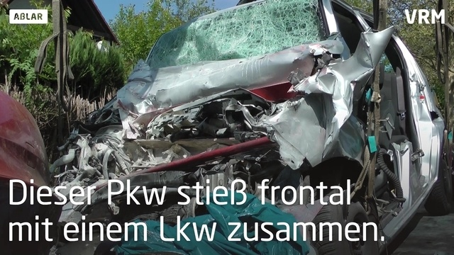 Autounfall in Aßlar endet für 26-Jährigen tödlich