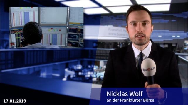 Dax verliert 11.000 Punkte aus den Augen - moderates Minus an der Wall Street