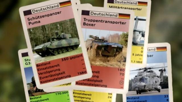 Marode Bundeswehrausrüstung