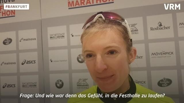Steinruck schafft Olympianorm beim Frankfurt Marathon