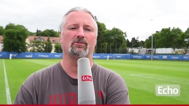 Trainingsauftakt des SV Darmstadt 98