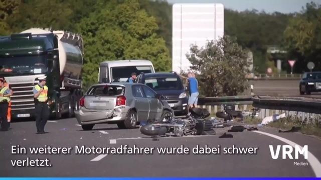 Tödlicher Motorradunfall am Mönchhof-Dreieck