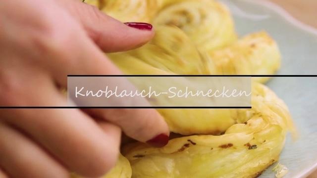 Knoblauchschnecken