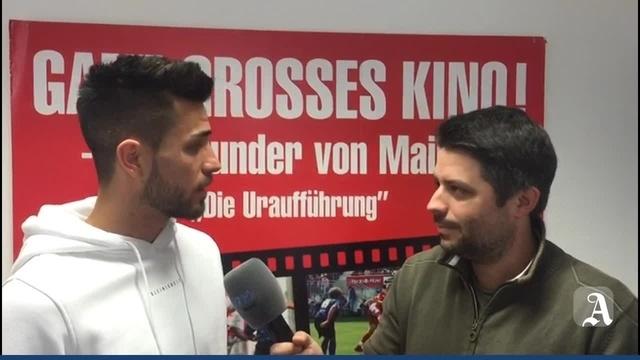 Mainz 05: Danny Latza über die Partie gegen Hertha