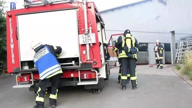 Dillenburger Feuerwehr schickt jetzt Drohnen los