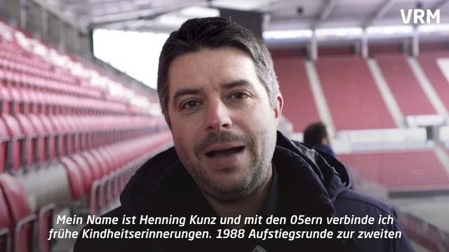Die neue Mainz 05-Viererkette der AZ