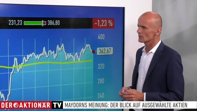 Maydorns Meinung: Netflix, SAP, Heidelberger Druck, Tesla, Varta, Nel