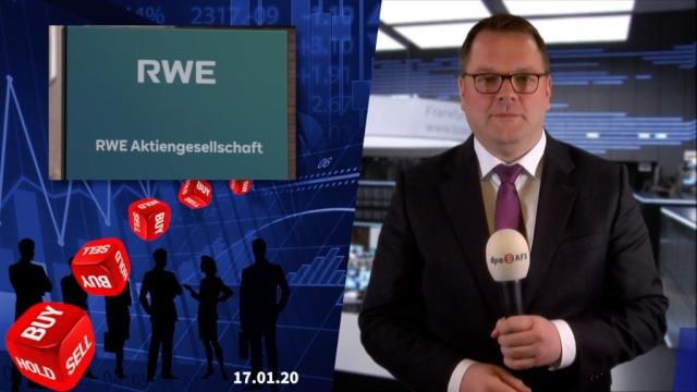 Analyser to go: Metzler sieht RWE-Aktie im Aufwind