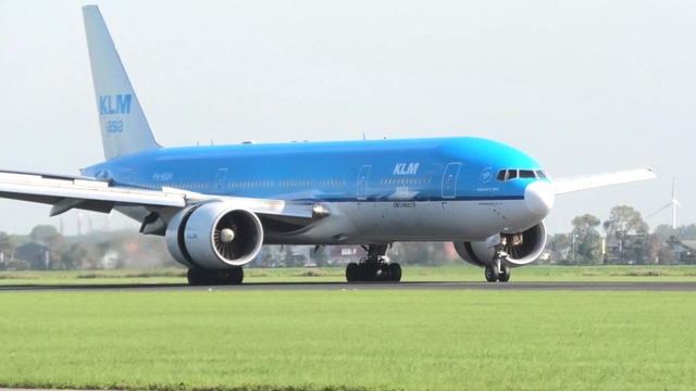 Planespotting-Highlights aus Schiphol