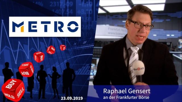"""Analyser to go: Deutsche Bank stuft Metro ab: """"Kein weiteres Kaufangebot in Sicht"""""""