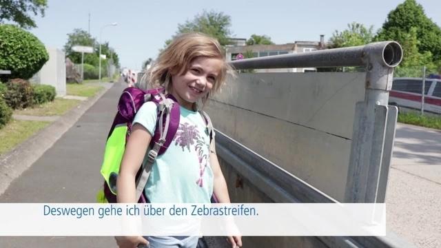 Baustellen auf dem Schulweg in der Spilburg