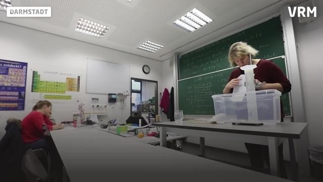 Zu Besuch im Junior-Labor auf der Lichtwiese