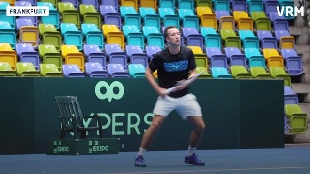 Davis Cup: Bestbesetzung gegen Unbekannte