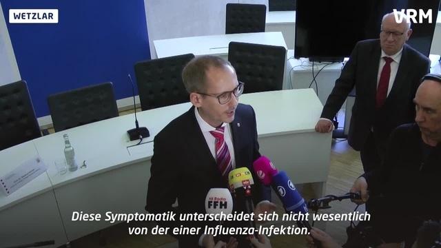 Erster Corona-Patient in Hessen kommt aus Wetzlar