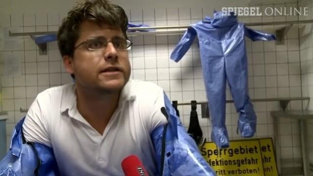 Wenn Ebola nach Deutschland käme