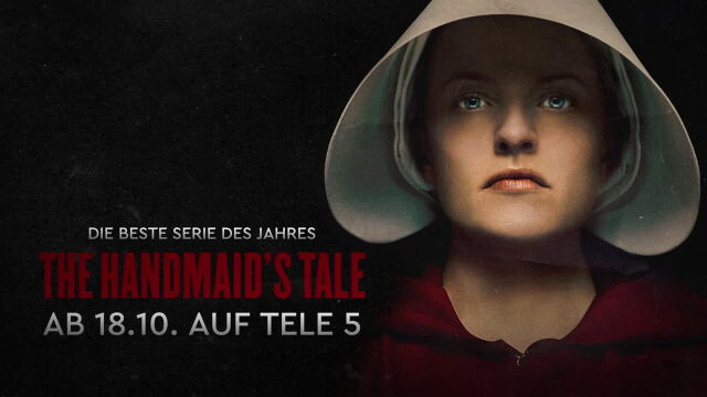 Bumper TV Termin: The Handmaid's Tale