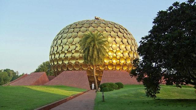 Utopie-Stadt Auroville