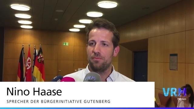 Nach Entscheidung zum Bibelturm: Nino Haase im Interview