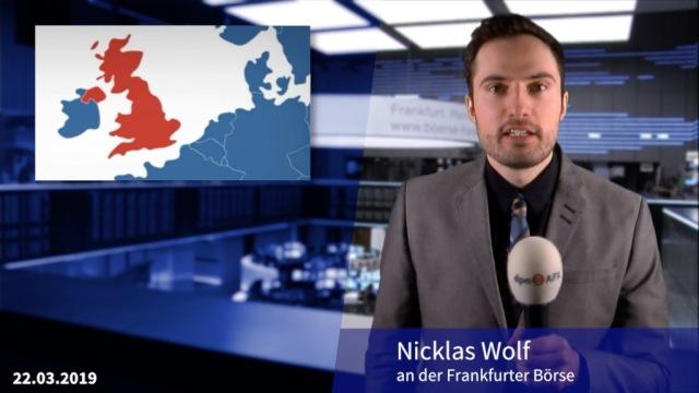 Dax auf Erholungskurs - EU billigt Brexit-Aufschub